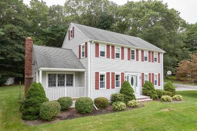Hanover Single Family Home For Sale: 62 Laurie Ln