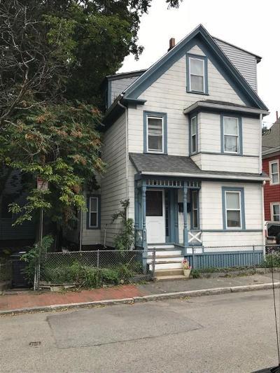 Cambridge Multi Family Home For Sale: 91 Prentiss St