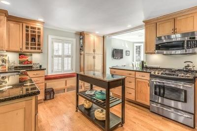 Watertown MA Single Family Home Under Agreement: $699,900