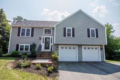 Abington Single Family Home For Sale: 442 Rockland St
