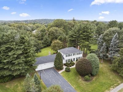 Milton Single Family Home Under Agreement: 65 Indian Spring Rd