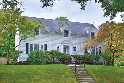 Brookline Single Family Home For Sale: 176 Fairway Rd