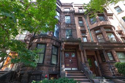 Boston MA Condo/Townhouse Contingent: $700,000