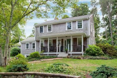 Falmouth Single Family Home Under Agreement: 16 Shady Ln