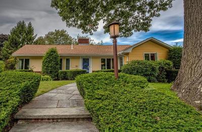 Arlington MA Single Family Home Under Agreement: $1,065,000