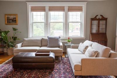 Brookline Condo/Townhouse For Sale: 576 Washington Street #6