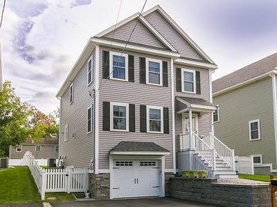 Billerica Single Family Home Price Changed: 1-B Vasa St