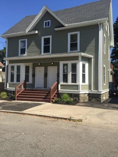 Lynn Multi Family Home Under Agreement: 27 Mudge St