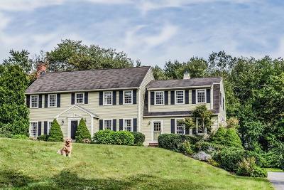 Sudbury Single Family Home For Sale: 142 Longfellow Road