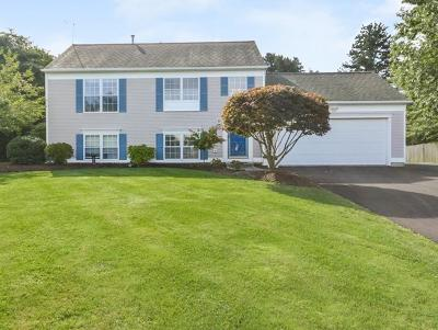 Plymouth MA Single Family Home Under Agreement: $339,900