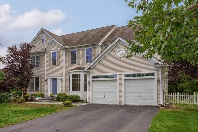 North Andover Single Family Home Sold: 32 Palomino Dr