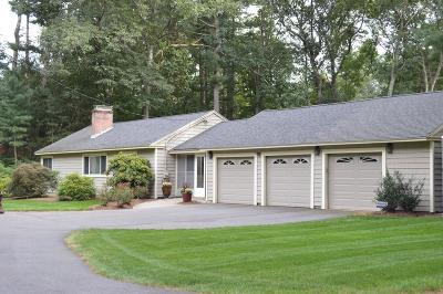 Sudbury Single Family Home Contingent: 215 Hudson Road