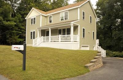 West Bridgewater Single Family Home For Sale: 32 Kenneth St