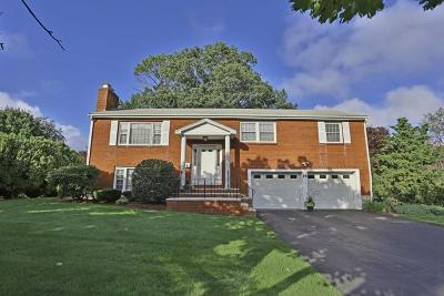 Stoneham Single Family Home Under Agreement: 14 Rodgers Rd