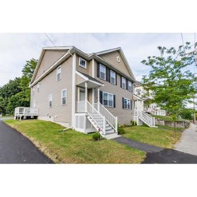 Billerica, Chelmsford, Lowell Condo/Townhouse New: 180 Moore St #180