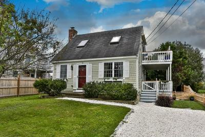 Sandwich Single Family Home Under Agreement: 18 Almy Ave