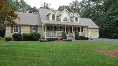 Bellingham Single Family Home For Sale: 137 Blackstone Street