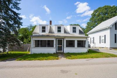 Dedham Single Family Home Under Agreement: 17 Maverick St