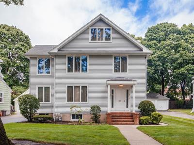 Newton Multi Family Home Under Agreement: 57-59 Orchard Avenue