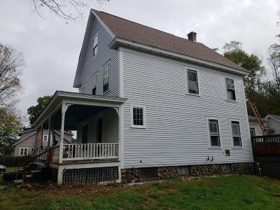 Ware Single Family Home For Sale: 16 Gould St