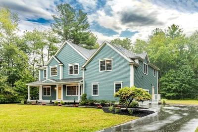Single Family Home Under Agreement: 4 Franklin Rd