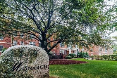 Condo/Townhouse For Sale: 300 Allston St #210