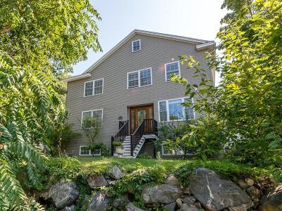 Arlington MA Single Family Home Under Agreement: $909,000