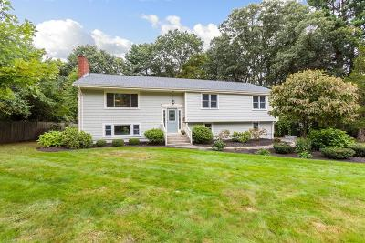 Natick Single Family Home Contingent: 18 Roundwood Rd