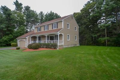 Stoughton Single Family Home For Sale: 33 Cleary Dr