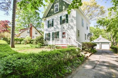 Andover Single Family Home Under Agreement: 35 Pine Street