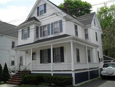 Malden Rental For Rent: 7 Spruce