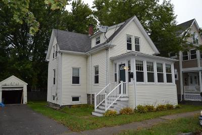 Quincy Single Family Home Under Agreement: 130 Willow St.