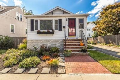 Revere Single Family Home For Sale: 15 Chamberlain Ave