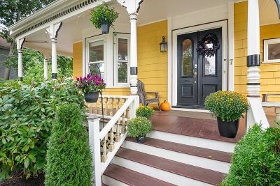 Melrose Single Family Home For Sale: 7 Ashland Street
