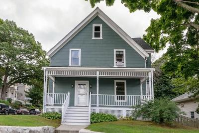 Single Family Home Under Agreement: 57 Walter Street