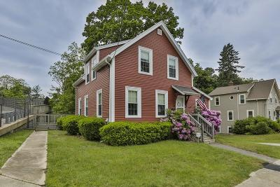 Reading Single Family Home Price Changed: 93 Vine Street