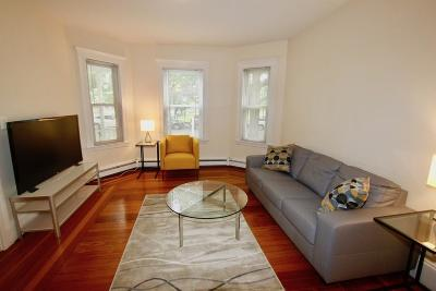 Somerville Condo/Townhouse For Sale: 82 Fellsway W #1