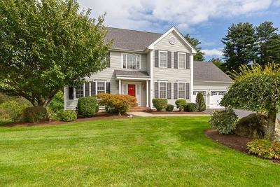 Stoughton Single Family Home Under Agreement: 11 Hunt Drive