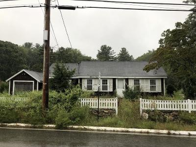 Marshfield Single Family Home Under Agreement: 119 South River Street