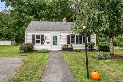 Maynard Single Family Home Under Agreement: 6 Pinecrest Ter