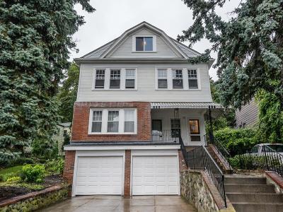 Medford Multi Family Home Under Agreement: 307 Fellsway W