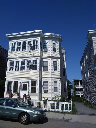 MA-Suffolk County Multi Family Home Under Agreement: 114 King St