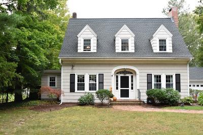 Kingston Single Family Home Under Agreement: 17 Evergreen St
