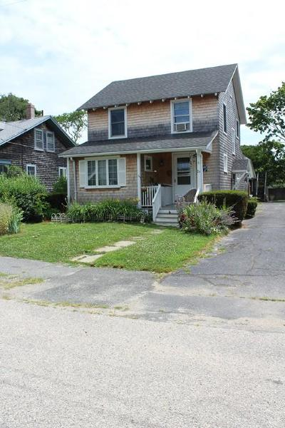 Falmouth Single Family Home For Sale: 24 Prospect St