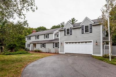 Manchester, Essex Single Family Home Contingent: 11 Rockwood Heights Road