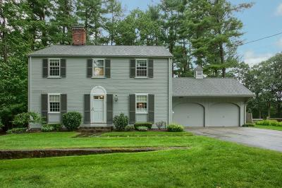 Lynnfield Single Family Home Under Agreement: 2 Westway