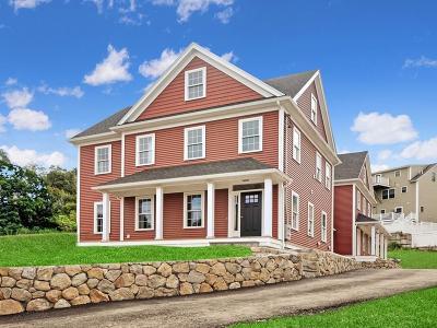Arlington Single Family Home For Sale: 658 Summer Street