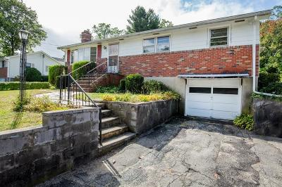 Burlington Single Family Home Sold: 30 Prouty Rd