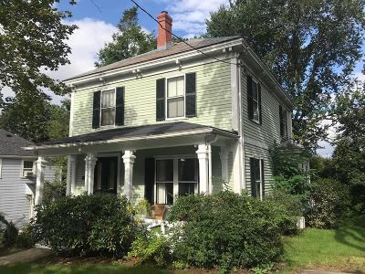 Arlington Rental Under Agreement: 18 Oakland Ave #18