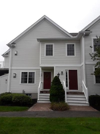 Abington Condo/Townhouse For Sale: 222 Regency Lane #222